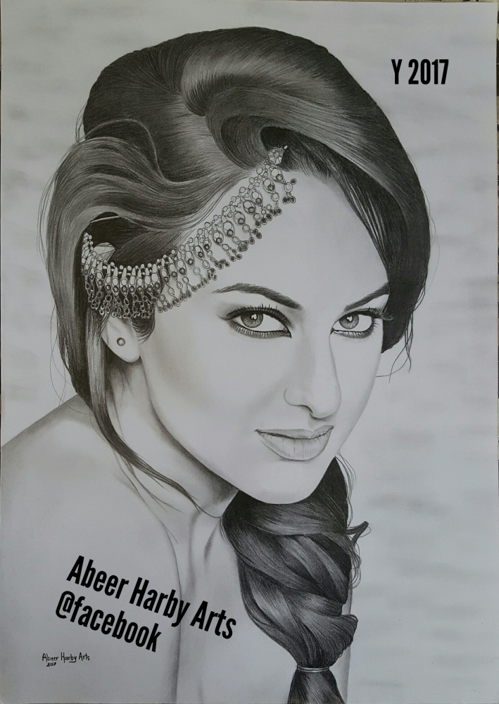 Sonakshi Sinha by AbeerHarby
